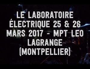 LABORATOIRE ELECTRIQUE (Teaser)